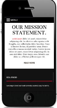 Homepage Site Info